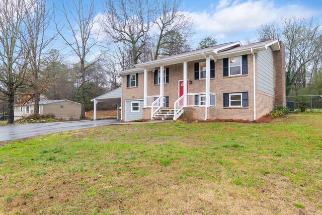 6305 Champion Rd, Chattanooga, TN 37416 (MLS #1313181) :: Keller Williams Realty | Barry and Diane Evans - The Evans Group