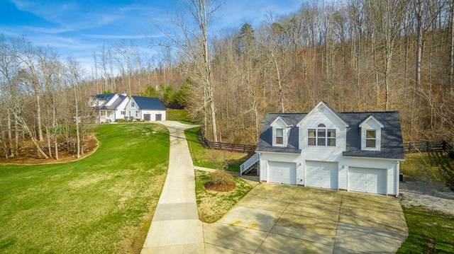 2092 Cherokee Valley Rd, Ringgold, GA 30736 (MLS #1313270) :: The Mark Hite Team