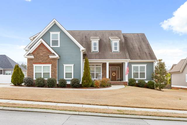 8898 Seven Lakes Dr, Ooltewah, TN 37363 (MLS #1313300) :: Grace Frank Group