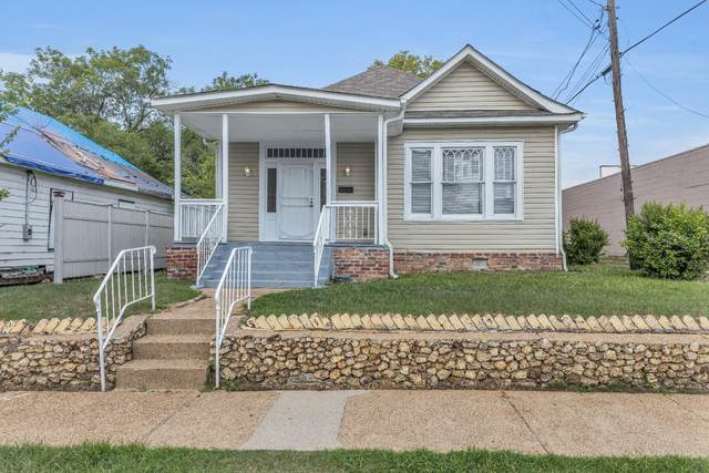 311 S Lyerly St, Chattanooga, TN 37404 (MLS #1313342) :: Chattanooga Property Shop