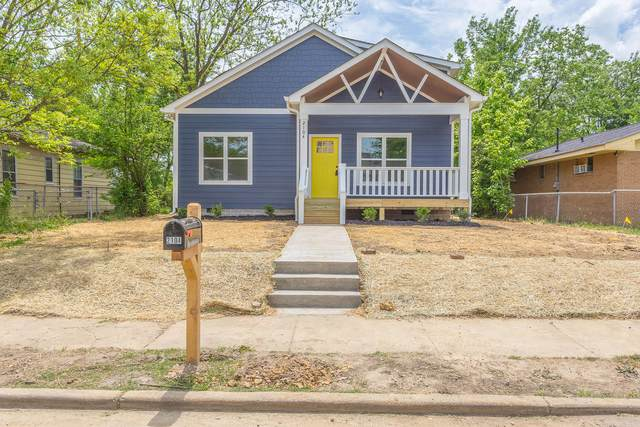 1610 E 12th St, Chattanooga, TN 37404 (MLS #1313351) :: Chattanooga Property Shop