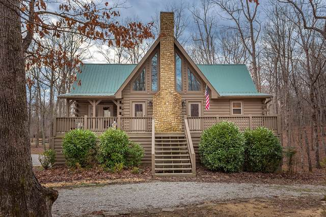 1841 Ridge Cliff Dr, Monteagle, TN 37356 (MLS #1313422) :: Chattanooga Property Shop