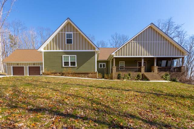 1453 Roberts Mill Rd, Signal Mountain, TN 37377 (MLS #1313494) :: Chattanooga Property Shop
