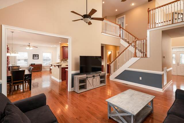 2703 NW Magnolia Ct #27, Cleveland, TN 37312 (MLS #1313519) :: Chattanooga Property Shop