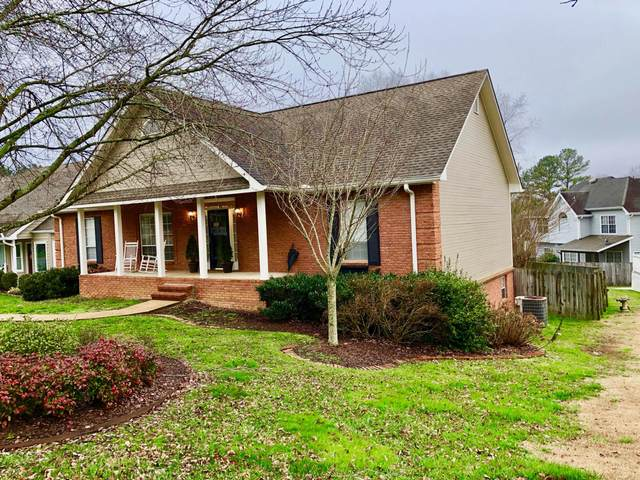 1603 Foxhall Ln, Chattanooga, TN 37421 (MLS #1313577) :: Denise Murphy with Keller Williams Realty