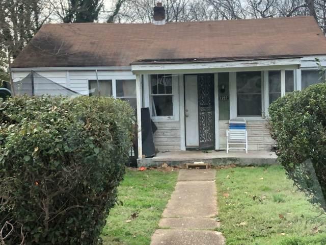 1207 Wheeler Ave, Chattanooga, TN 37406 (MLS #1313617) :: The Edrington Team