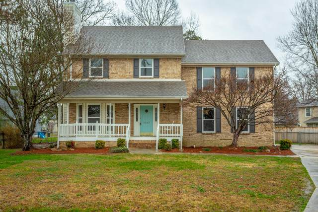 1012 Tall Oak Ln, Chattanooga, TN 37421 (MLS #1313621) :: Denise Murphy with Keller Williams Realty