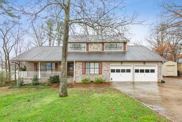 8708 Misty Hollow Ln, Chattanooga, TN 37421 (MLS #1313697) :: Denise Murphy with Keller Williams Realty