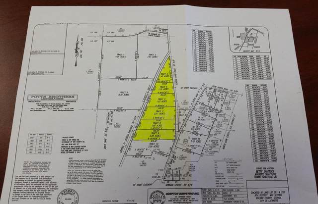 0 Gordon Pond Rd, Lafayette, GA 30728 (MLS #1313722) :: Grace Frank Group