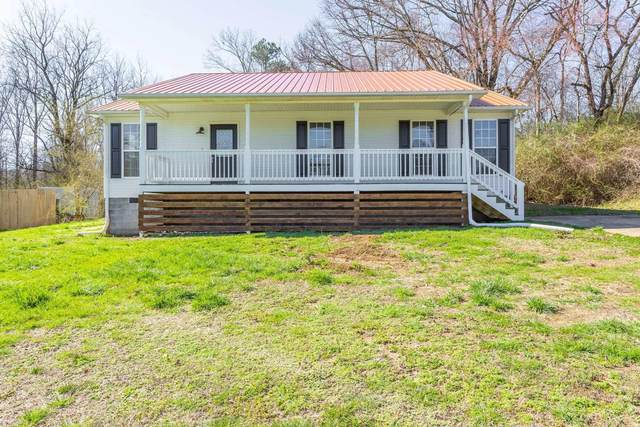 4184 N Marble Top Rd, Chickamauga, GA 30707 (MLS #1313732) :: The Edrington Team