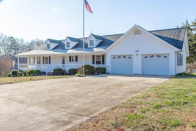 1708 Hunters Ridge Rd, Soddy Daisy, TN 37379 (MLS #1313750) :: Grace Frank Group