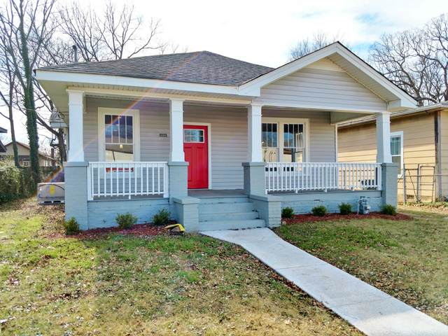 1606 E 12th St, Chattanooga, TN 37404 (MLS #1313871) :: The Weathers Team