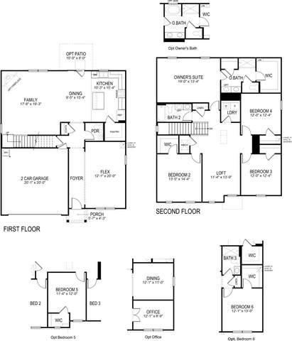 103 Ridgelake Cir Lot 95, Fort Oglethorpe, GA 30742 (MLS #1313891) :: Grace Frank Group