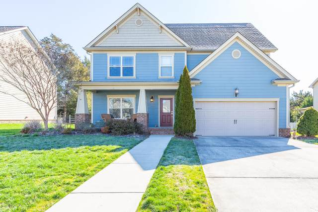 8310 Front Gate Cir, Ooltewah, TN 37363 (MLS #1313897) :: Grace Frank Group