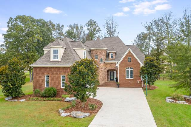 8635 Rambling Rose Dr, Ooltewah, TN 37363 (MLS #1313939) :: Grace Frank Group