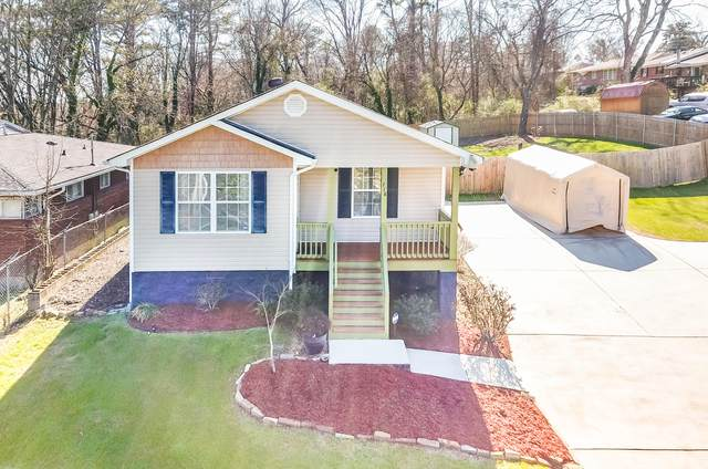 718 Woods Dr, Chattanooga, TN 37411 (MLS #1313978) :: The Weathers Team