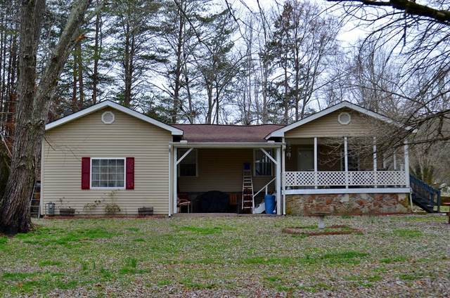 2399 Old Graysville Rd, Dayton, TN 37321 (MLS #1314010) :: The Edrington Team