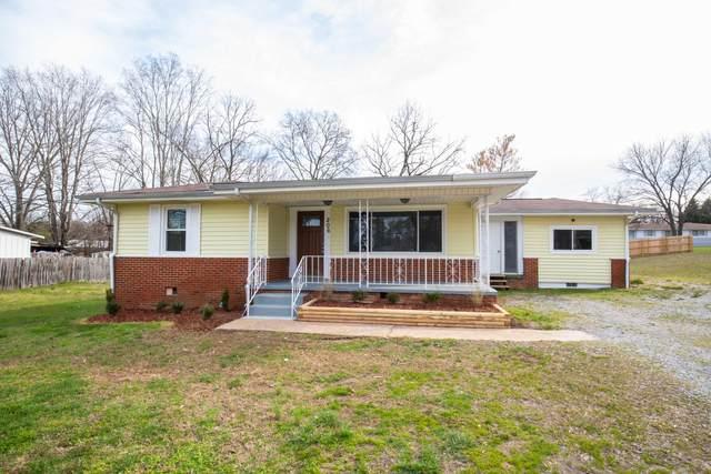 206 Forrest Rd, Fort Oglethorpe, GA 30742 (MLS #1314251) :: Keller Williams Realty | Barry and Diane Evans - The Evans Group