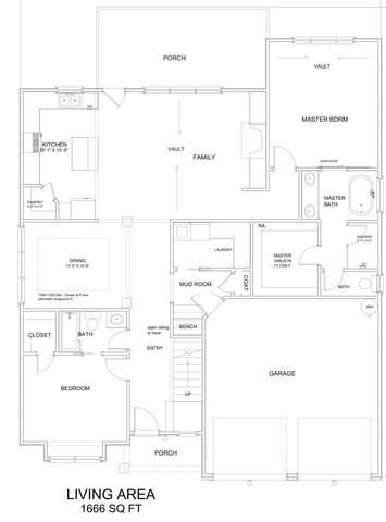 9847 Trestle Cir Lot #40, Ooltewah, TN 37363 (MLS #1314261) :: The Jooma Team