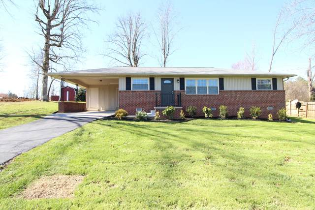 2060 SE Cherry St, Cleveland, TN 37323 (MLS #1314274) :: The Weathers Team