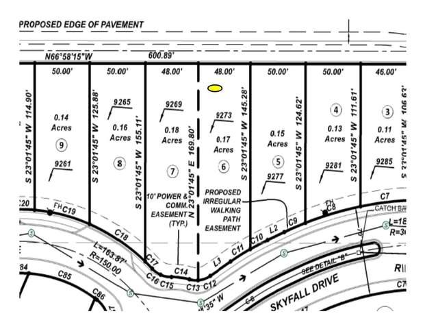 9273 Skyfall Dr Lot 6, Ooltewah, TN 37363 (MLS #1314306) :: Keller Williams Realty | Barry and Diane Evans - The Evans Group