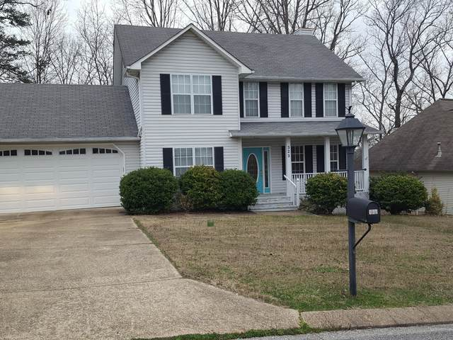 323 Celestial Ln, Hixson, TN 37343 (MLS #1314335) :: Chattanooga Property Shop