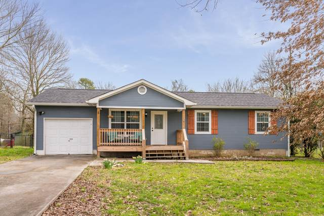 266 SE Lakeview Dr, Cleveland, TN 37323 (MLS #1314384) :: The Weathers Team