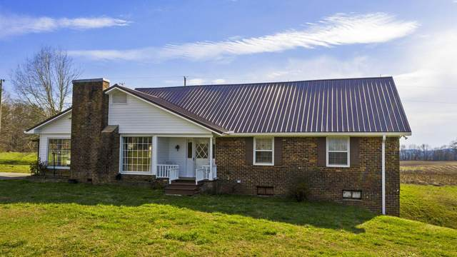 126 Moss Rd, Delano, TN 37325 (MLS #1314474) :: Keller Williams Realty | Barry and Diane Evans - The Evans Group