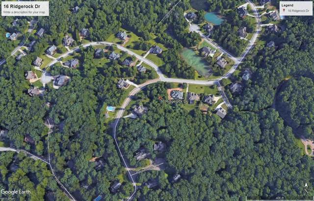16 Ridgerock Dr, Signal Mountain, TN 37377 (MLS #1314563) :: The Mark Hite Team