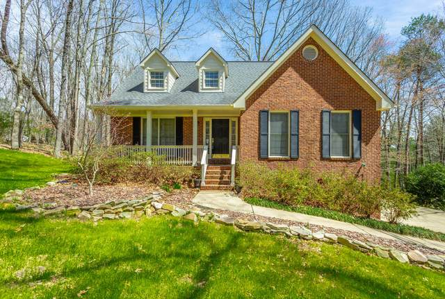 4716 Creek Point Ln, Signal Mountain, TN 37377 (MLS #1314622) :: Chattanooga Property Shop