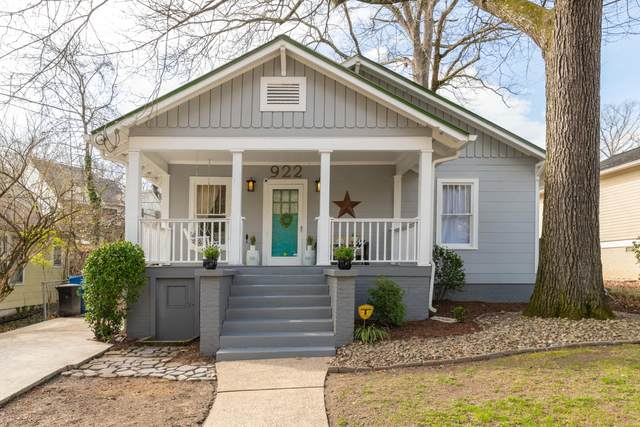 922 Federal St, Chattanooga, TN 37405 (MLS #1314669) :: 7 Bridges Group
