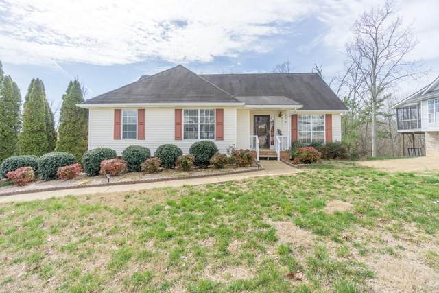 6334 White Tail Dr, Ooltewah, TN 37363 (MLS #1314690) :: Keller Williams Realty | Barry and Diane Evans - The Evans Group