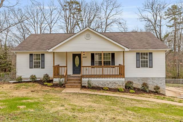 8824 Nelson Rd, Soddy Daisy, TN 37379 (MLS #1314824) :: Keller Williams Realty   Barry and Diane Evans - The Evans Group