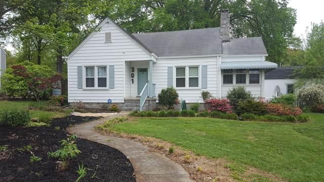 201 Thornton Ave, Chattanooga, TN 37411 (MLS #1314839) :: Chattanooga Property Shop