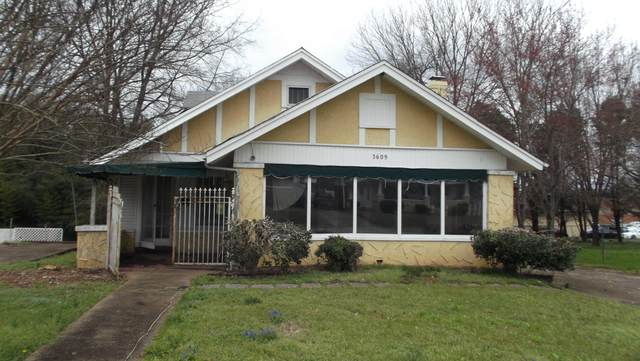 3609 12th Ave, Chattanooga, TN 37407 (MLS #1314972) :: Keller Williams Realty | Barry and Diane Evans - The Evans Group