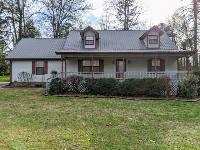 305 NW Apache Tr, Cleveland, TN 37312 (MLS #1315008) :: Keller Williams Realty | Barry and Diane Evans - The Evans Group