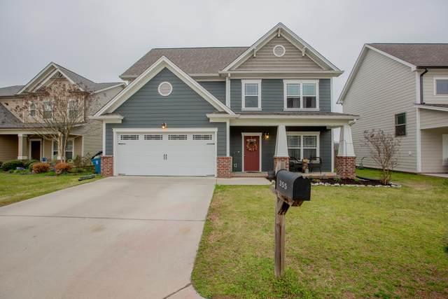 355 Dee Ln Lot 17, Hixson, TN 37343 (MLS #1315074) :: Chattanooga Property Shop