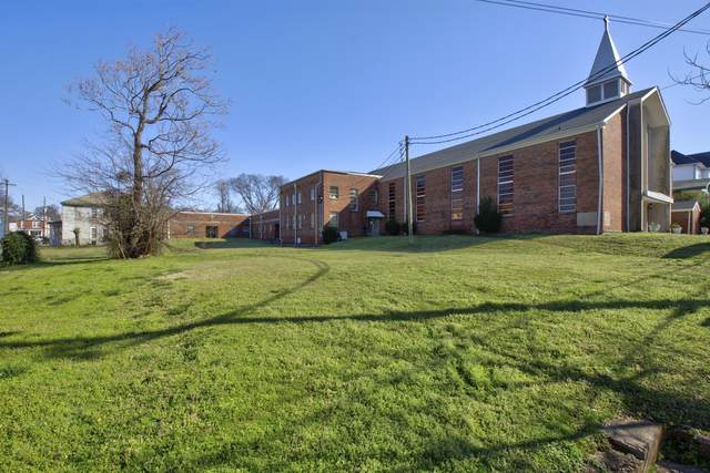 805 E M L King Blvd, Chattanooga, TN 37403 (MLS #1315096) :: Chattanooga Property Shop