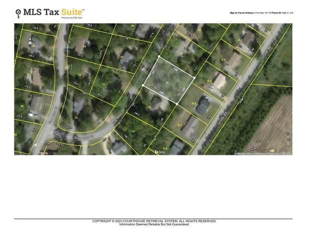 0 Pine Marr Dr, Hixson, TN 37343 (MLS #1315103) :: Chattanooga Property Shop