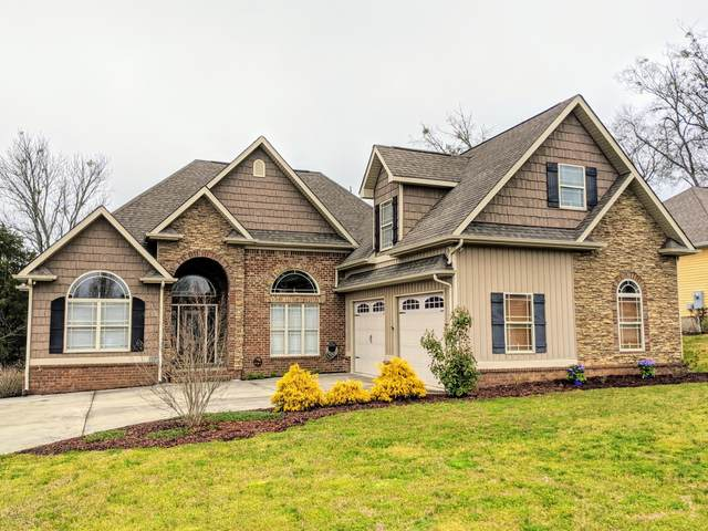 8807 Sunridge Dr Lot 21, Ooltewah, TN 37363 (MLS #1315111) :: The Robinson Team