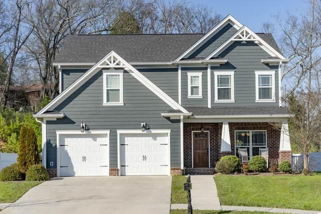 1381 Bridgeview Dr, Chattanooga, TN 37415 (MLS #1315129) :: The Edrington Team