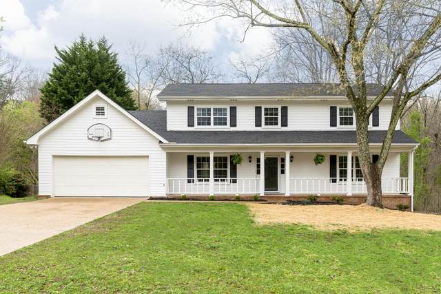 1916 Colonial Way Cir, Hixson, TN 37343 (MLS #1315152) :: Keller Williams Realty | Barry and Diane Evans - The Evans Group