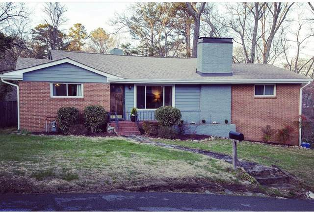 3425 Alta Vista Dr, Chattanooga, TN 37411 (MLS #1315170) :: The Jooma Team