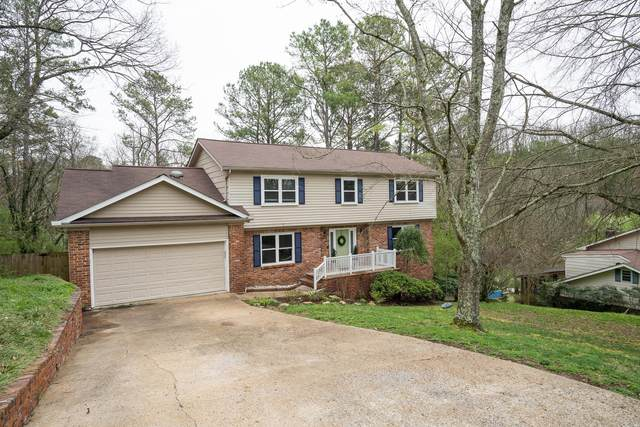 1725 Starboard Dr, Hixson, TN 37343 (MLS #1315177) :: Keller Williams Realty | Barry and Diane Evans - The Evans Group
