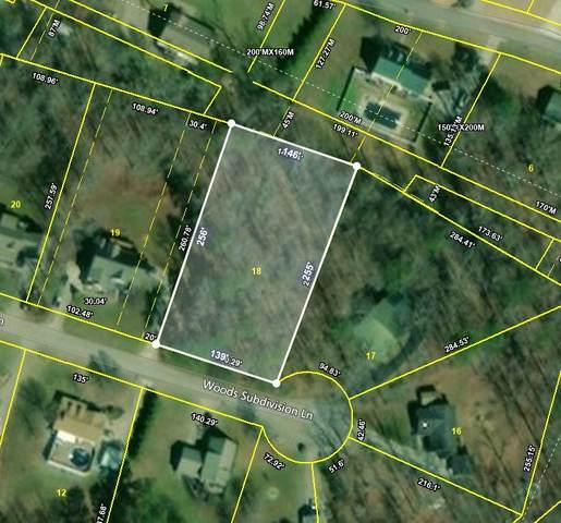 Lot 18 Woods Subd Ln, Georgetown, TN 37336 (MLS #1315181) :: The Robinson Team