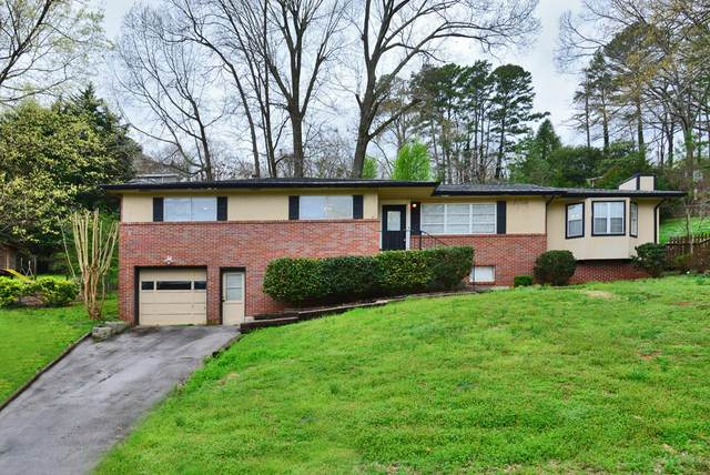 1021 Elaine Tr, Chattanooga, TN 37421 (MLS #1315196) :: Keller Williams Realty | Barry and Diane Evans - The Evans Group