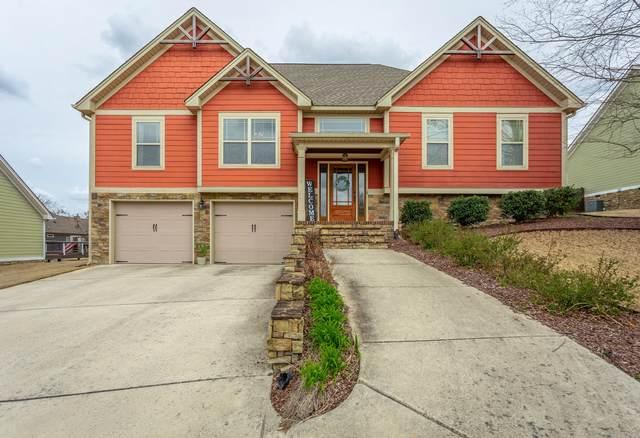 41 Running Oak Dr, Ringgold, GA 30736 (MLS #1315250) :: Chattanooga Property Shop