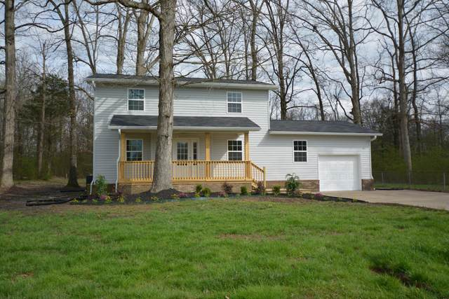 353 SE Lakeview Dr, Cleveland, TN 37323 (MLS #1315256) :: The Weathers Team