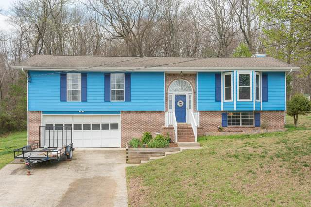 8605 Brook Shadow Dr, Hixson, TN 37343 (MLS #1315269) :: Keller Williams Realty   Barry and Diane Evans - The Evans Group
