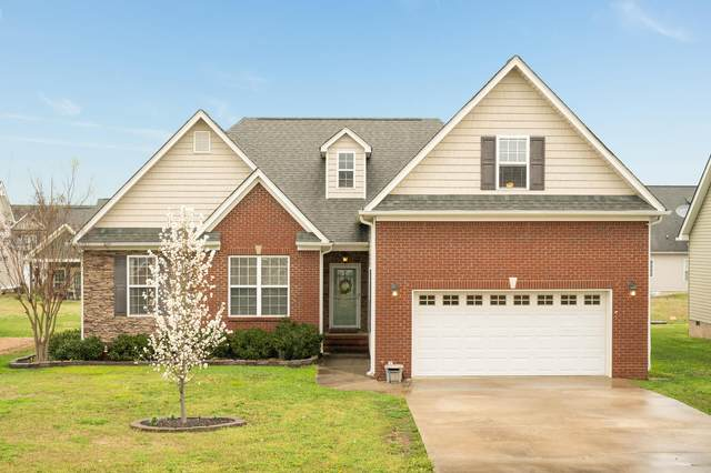 8405 Gracie Mac Ln, Ooltewah, TN 37363 (MLS #1315289) :: The Robinson Team